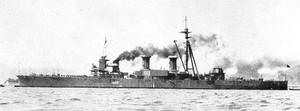 Japanese_battleship_settsu_as_tar_2